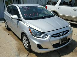 2012 hyundai accent gls for sale kmhct5aexcu039232 2012 silver hyundai accent gls on sale in il