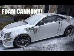 foam cannon how to properly wash a car chemical guys foam cannon
