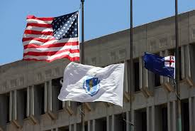 Massachusetts Flag Senate Fight Comes Unleashed Boston Herald