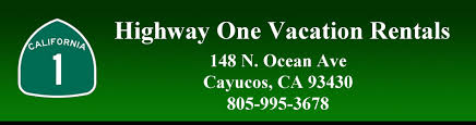 highway one vacation rentals rentals on the beach