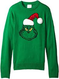 grinch christmas sweater the grinch christmas sweater is your heart big or small