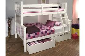 Pavo Bunk Bed Limelight Pavo White High Sleeper Bunk Bed From The Sleep Station