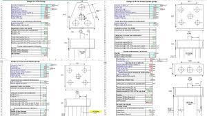 Download Spreadsheet Formwork Design Spreadsheet Laobingkaisuo Com