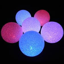 gift ideas novelties lighted balls wedding lights decor