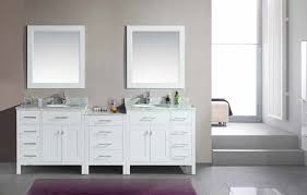 Black And White Bathroom Furniture by White Bathroom Cabinets And Vanities Caruba Info