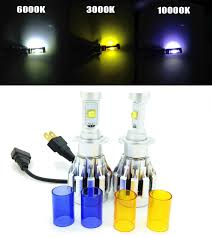 le h7 led h7 cree led headlight bulbs headl kit 4000lm alfa romeo 159 06