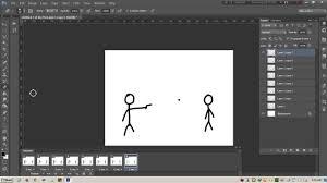 cara membuat gambar bergerak gif dengan photoshop cara membuat animasi gerak dengan photoshop cs6 youtube