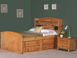 Captain Bed With Storage Bed Ideas Bedroom Interesting Full Size Captains Bed Decor With