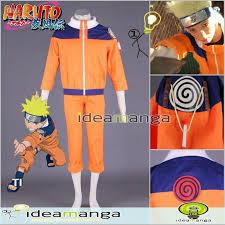 Halloween Costumes Naruto Japanese Manga Amime Individual Naruto Uzumaki Naruto 1st Men U0027s