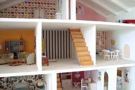 Barbie Dollhouse Plans How To by 41 Dollhouses That Will Make Wish You Were A Tiny Doll