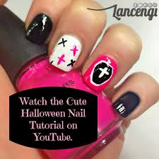 cute halloween nails cute and girly halloween nail designs for beginners u2013 lancengi