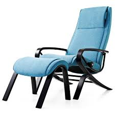 Comfortable Chair And Ottoman Stressless You Reclining Chair And Ottoman Karma Aqua W