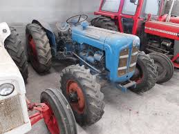 fordson dexta 4wd 3cylinder diesel tractor the concept of a 4wd