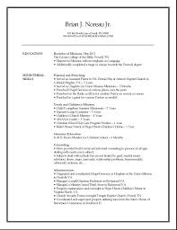 Best Youth Resume by Pastoral Resume Examples Resume Teacher Examples Design Templates
