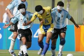 Paralympics Blind Football Rio 2016 Paralympics What Do The Athletes U0027 Classifications Mean