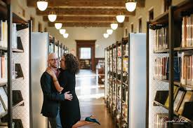 wedding photography st louis st louis library engagement shana alan st louis