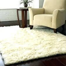 White Fur Area Rug White Fur Area Rug Ntq Me