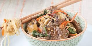 paleo küche paleo rezept asia pfanne mit zucchini nudeln sina s welt