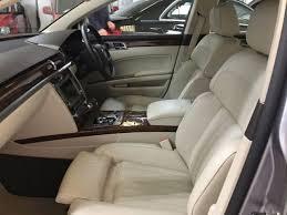 volkswagen phaeton interior second hand volkswagen phaeton 3 0 v6 tdi 4motion 4x4 4dr auto for