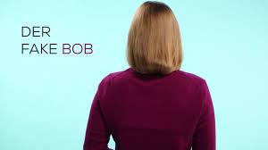 Frisuren Zum Selber Machen Bob by Bob Frisuren Selber Machen Spelling Lässt Haare