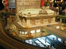 Grand Central Station Floor Plan by Train Visits U2013 Model Layouts Hobo Laments Page 2