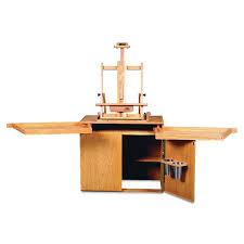 Cheap Art Desk by Best Urania U0027s Pastel Desk Cheap Joe U0027s Art Stuff