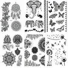 henna paste temporary tattoos ebay