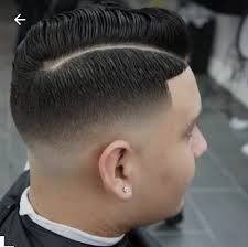 skin fade comb over hairstyle interesting burst fade comb over with wonderful burst fade comb