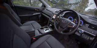 2016 toyota camry hybrid atara sl review caradvice