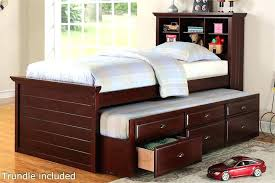storage bed with bookcase headboard u2013 hercegnovi2021 me