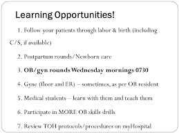 family medicine obstetrics orientation ppt video online download