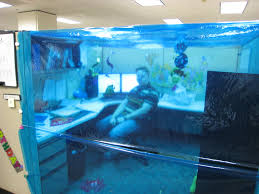 aquarium halloween k u0027s birthday office 2007 he really likes to fish so i made his