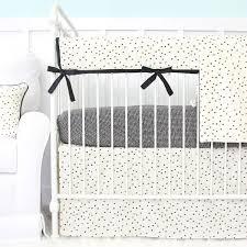 triangle bedding sawyer s mini stars bumperless crib bedding caden lane