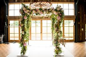 wedding flower arches uk chuppah ideas smashing the glass wedding