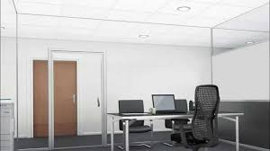 interior glass partitions axiom glazing channel youtube