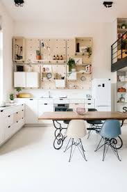 873 best plywood cardboard images on pinterest plywood school teachers lounge transformed into contemporary loft apartment