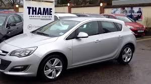 2015 15 vauxhall astra 16 sri 5dr at thame service station youtube