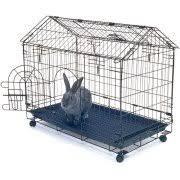 Rabbit Hutch Indoor Large Rabbit Cages