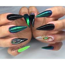 54 best nails images on pinterest coffin nails acrylic nails