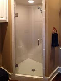 Shower Door Images Shower Door Gallery Single Glass Doors Shower Doors Of Dallas