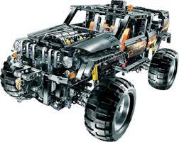 lego technic roader 8297 rugged road lego truck