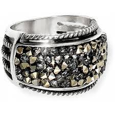 rings with crystal images Crystal rocks crystal rocks band ring rings jpg