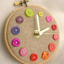 Personalized Picture Clocks Handmade Wall Clock With Photos Wall Clock Designs Knitting For