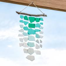 diy wind chimes summer craft apostrophe s sea breeze youtube