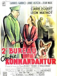 deuxieme bureau deuxième bureau contre kommandantur ou terre d angoisse 1939