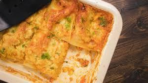 veg lasagna recipe how to make healthy vegetarian lasagne