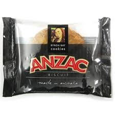 wholesale individually wrapped cookies wholesale cafe cookies individually wrapped 60g byron bay anzac