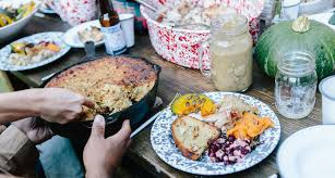 the most popular thanksgiving food in every southern kitchen