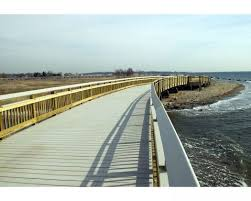 Connecticut beaches images Connecticut beaches with boardwalk tidal treasures jpg