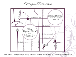 map wedding invitations template best template collection